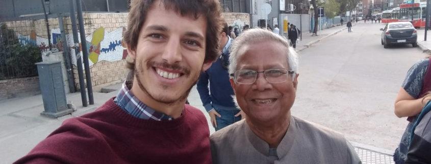 Yunus y Fermín